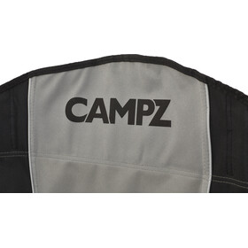 CAMPZ Faltstuhl black/grey